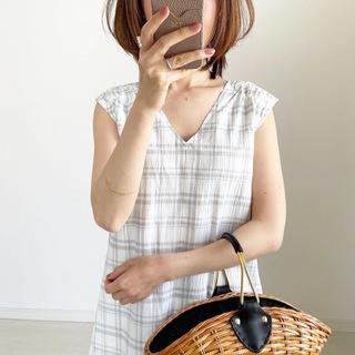 着るだけ1秒で可愛い♡大人マキシワンピース【tomomiyuコーデ】