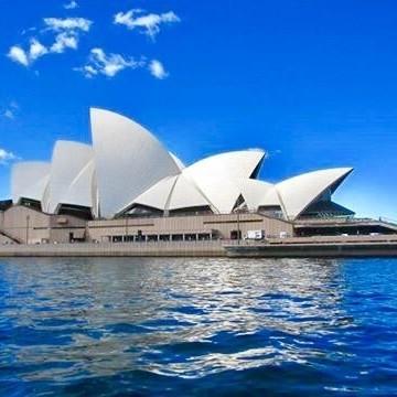 G'day! オーストラリア【シドニー】を歩く その1