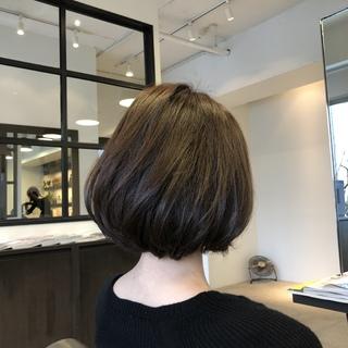 髪、切りました。