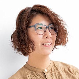 眼鏡スタイリスト 藤 裕美さん