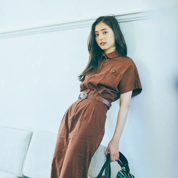 新木優子の夏秋コーデ まとめ