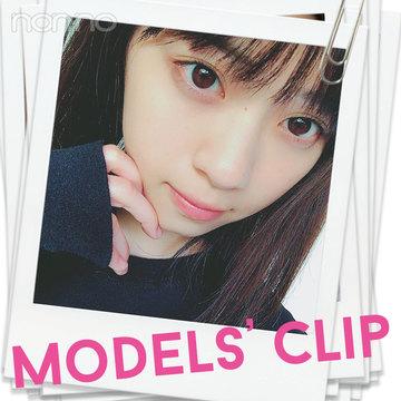 西野七瀬の大好きな食べ物3つ、教えます♡【Models' Clip】