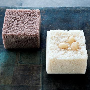 泉州の伝統菓子 むか新 「むらしぐれ小函」
