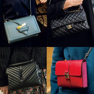 「かっちりバッグ」はコーデの引き締め役に【ファッションSNAP パリ編】
