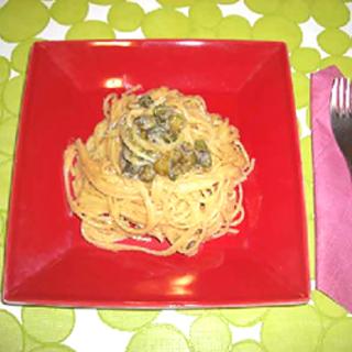 オリーブオイルで健康美を。明太子とケッパーのパスタレシピ