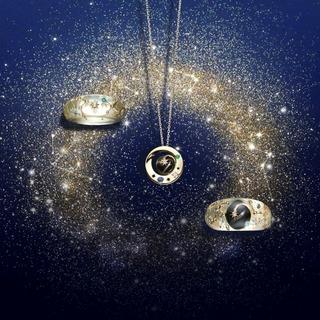 夜空に輝く星座をイメージ。スタージュエリーから限定アイテムが登場