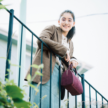 新木優子のテーラードジャケット+6着着回し10days★ きれいめ派必見!【後半】