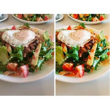 食べ物が美味しく見えるカメラアプリ『Foodie』を使ってみた!☆_1_3