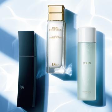 夏枯れ肌を克服する!今こそ投資すべき「高機能化粧水」3選【夏こそ化粧水】