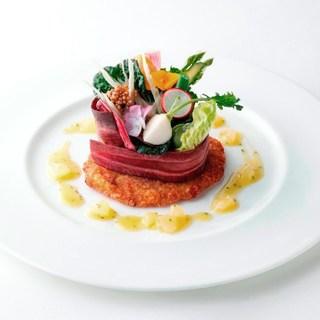 銀座のアルマーニ/リストランテと、表参道のエンポリオ アルマーニ カフェに、サマーメニューが登場!
