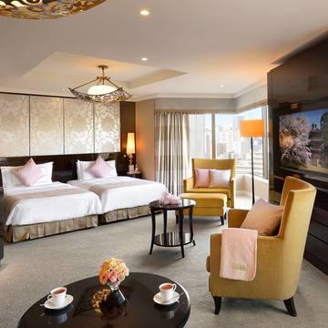 ホテル椿山荘東京がロクシタンとコラボ!おこもりお花見ステイで桜を堪能