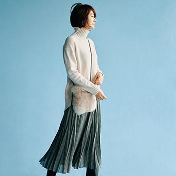 アナイが提案する冬の最新ファッション