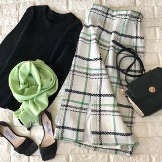 4ケタで細見えスタイル!パッと見美人な春スカート【高見えプチプラファッション #1】