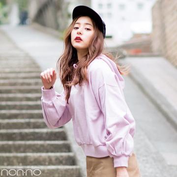 大好評第二弾★新木優子の「地味すぎた4月服に5月の買い足し」着回し6~10days!