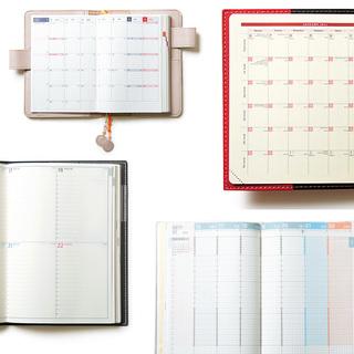 スケジュール管理は手帳派のあなたに。オススメの手帳はこれ!