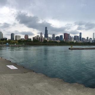 またまた、シカゴにお仕事でした。