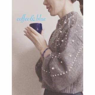 「COFFEE & BLUE」で極上のコーヒータイム
