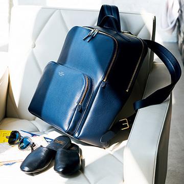 機内時間を快適に! エクラ世代がこの春、連れて行きたい旅小物【飛行機編】