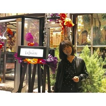 あのドラマのロケ地?!新宿御苑前のおしゃれカフェレストラン♡