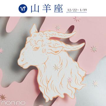 2019年 12星座別最強星占い★山羊座の運勢