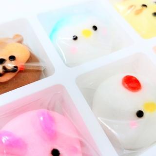 名古屋発♡とってもキュートな和菓子