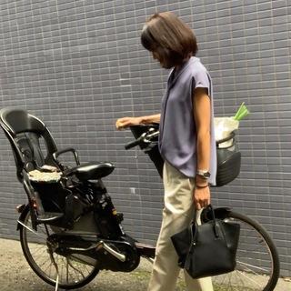 自転車通勤から子どもの送迎まで「UNIQLOスマートアンクルパンツで解決!」
