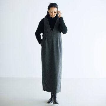 スタイリスト徳原文子さんがセレクト!大人に似合う「SACRA」のジャンパースカート