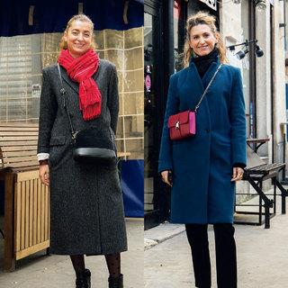 「チェスターコート」でカジュアルもぐっときれいめに【ファッションSNAP パリ編】