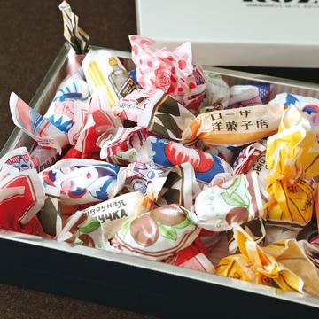 ローザー洋菓子店の「ロシアチョコレート」