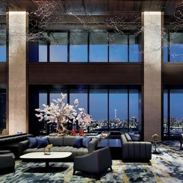 音楽も香りもデザインも。五感を満たす最新ホテル『メズム東京』が開業