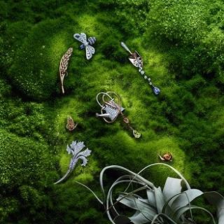 ショーメ「ル ジャルダン ド デリス ド ショーメ」コレクション ~ショーメの歓びの庭~ 発売