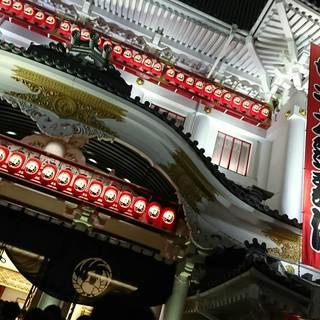 七月大歌舞伎、観てきました!