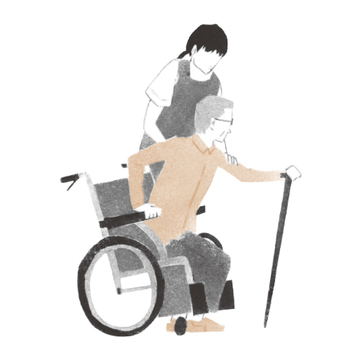 """【親の介護】子の役割は、""""担い手""""ではなく""""司令塔""""!【5大家族問題・解決のヒント】"""
