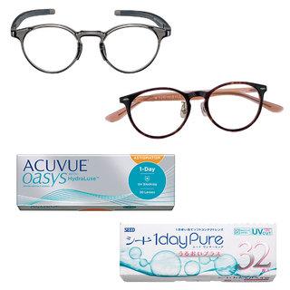 パソコン作業時のメガネとコンタクトを見直し!【ほっておけないリモート目疲れ】