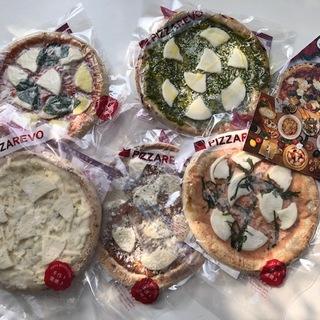 福岡発の美味しい冷凍ピザ【PIZZAREVO】