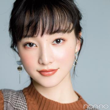 山田愛奈がクール美少女からふんわり優し気に♡ メイクの秘密は?