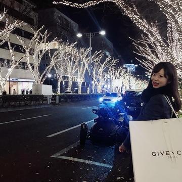 Vol.34♡ 表参道から渋谷へ!イルミネーションルートをご紹介❤︎
