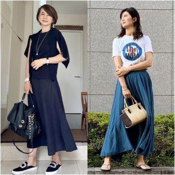 【2021春夏のプチプラファッション】アラフィー華組ブロガーの『ユニクロ・GU』高見えコーデ特集