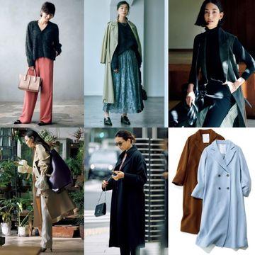 人気急上昇!50代を素敵に見せる「冬の揺れスカート」【ファッション人気ランキングTOP10】