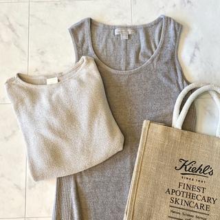 おうち時間の「週末」。部屋着感は出さず、リラックスを叶えるファッション