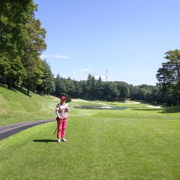 今年最後の夏ゴルフ♪