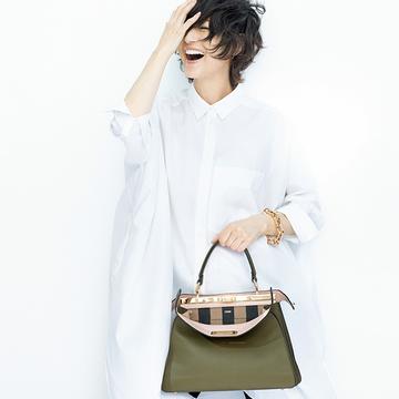 定番バッグがおしゃれに進化!カスタマイズできる「FENDI」のハンドバッグ【富岡佳子の愛すべき名品バッグ】