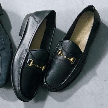 機能性とデザインが両立!大人のためのマニッシュ靴