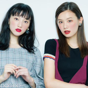 ブルベ&イエベの肌色別・似合う赤リップ2018秋の選び方