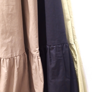 【GU】大人も着られる夏のティアードスカートを発見!_1_3