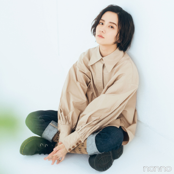板垣李光人さんインタビュー! 映画『約束のネバーランド』でノーマン役を熱演!