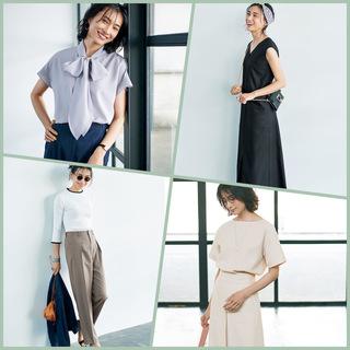 初夏のきれいめファッションに必要なのはこれ!【マリソル公式通販 人気アイテムまとめ】|40代ファッション