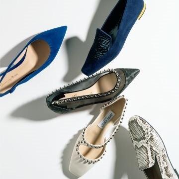 選ぶべき旬の「フラット靴」20選