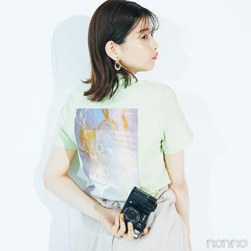 【#渡邉理佐の毎日Tシャツ】7/9は「オートフォーカス全自動カメラ発売の日」