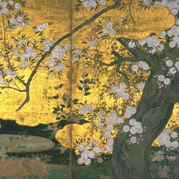 桜の美しさをアートで鑑賞、国宝の『桜図』【「京都」桜にまつわる10の愉しみ】